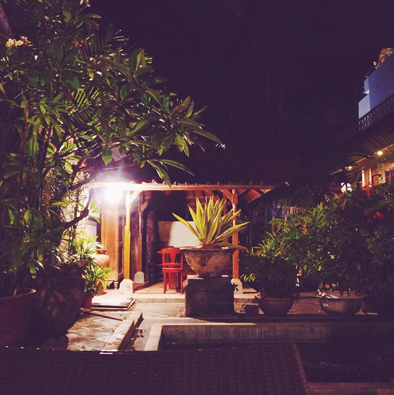 大田明弥 バリ島 ホテル 05